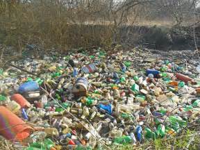 Litter Pollution in Rivers