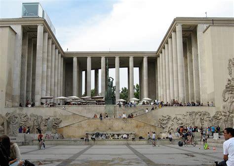musee des arts moderne музей современного искусства