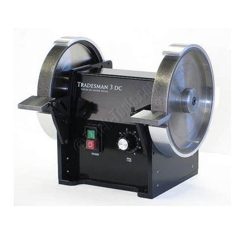 variable speed bench grinder t 8 tradesman 3 variable speed tool grinder