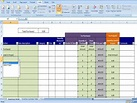 Materials Inventory Tracking Template Calculates Amount of ...