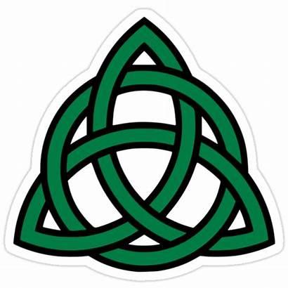 Celtic Knot Irish Stickers Redbubble Sticker Symbol