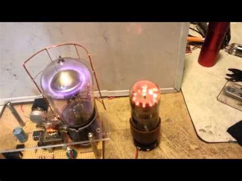 diy plasma generator plasma globe youtube