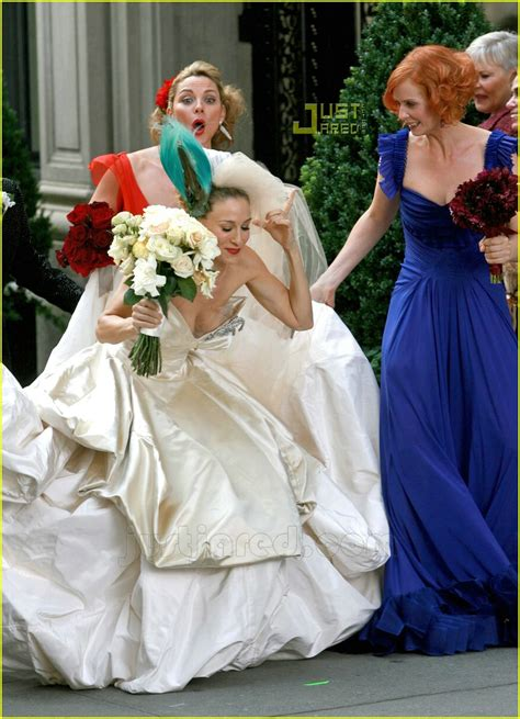sex   city   wedding   works photo