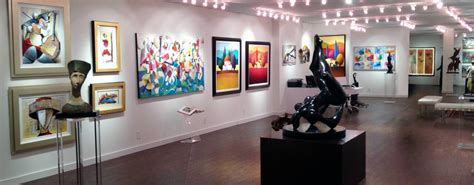 Top 8 Florida Art Gallery Districts for Colorful Art ...