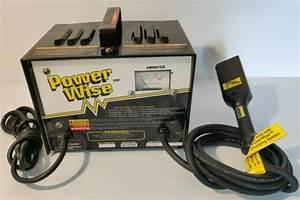 Power Wise Ez Go Textron 36 Volt Golf Cart Battery Charger