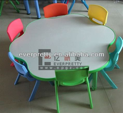nursery table and chair used preschool furniture for sale