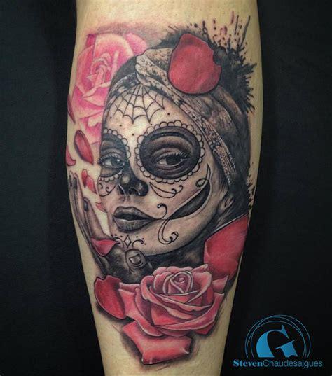 Tatouage De Tete De Mort Mexicaine  Galerie Tatouage