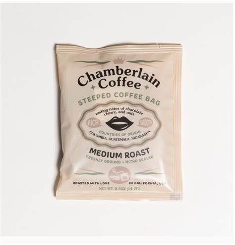 The family blend is the original blend fair trade & usda organic. Chamberlain Steeped Coffee Bags in 2020 | Steeped coffee ...