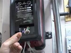 Liftmaster 3800 Installation Instructions  Set The Door
