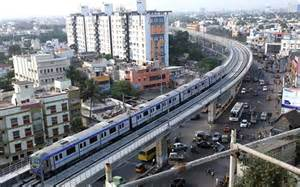 Chennai Metro Train
