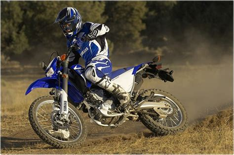 2008 Yamaha Wr250r Review