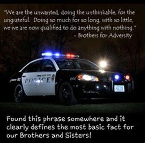 Support Law Enforcement Quotes. QuotesGram