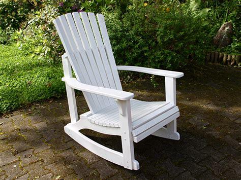 rocking chair en bois m 233 l 232 ze lasur 233 blanc prelass