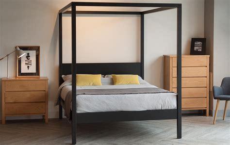 Contemporary Four Poster Bed Home Design