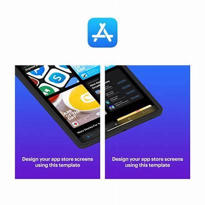 App Screenshots Ipad Photoshop Templates Psd Phone