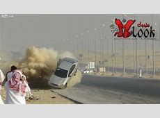 Spectacular Crash During Saudi Drift 2012 HD YouTube