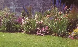 Rosenbeet Mit Stauden : staudengarten pflanzplan pflanzen f r nassen boden ~ Frokenaadalensverden.com Haus und Dekorationen
