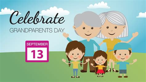 Grandparents Day History Around The World And Fun Facts