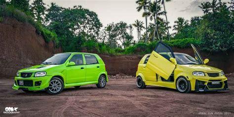 Car Modification Alto by Modified Alto Car Photos Best Cars Modified Dur A Flex