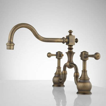vintage style kitchen faucets antique brass kitchen faucets how to shop for best