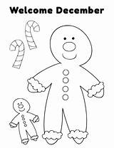 December Coloring Welcome Pages Printable Getcoloringpages Holiday Christmas Adult sketch template