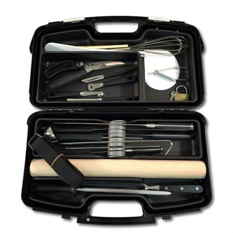 malette couteau de cuisine mallette couteaux cuisine professionnelle 21 pièces eurolam