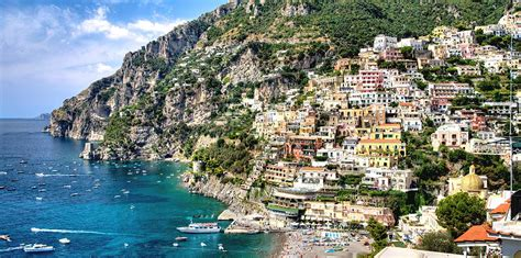 Best Hostels In Positano Salerno The Island Of Capri