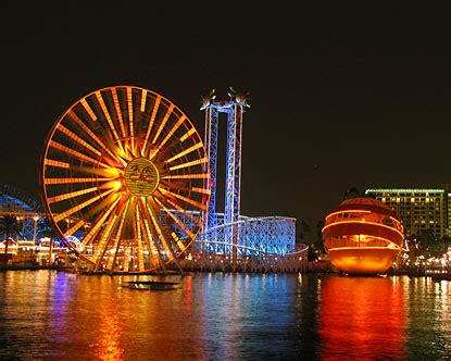 california attractions   list