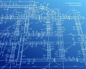 blueprint for house architecture blueprint background vector stock vector emaria 13220211