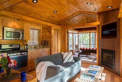 Tiny Cabin Cottage Charming Escape Vacation Resort