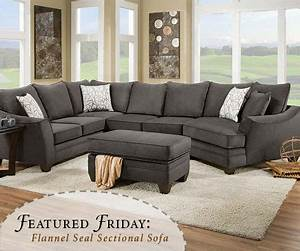not much gets better than a comfy oversized cuddler we With gray sectional sofa with cuddler