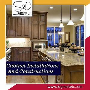 Cabinets, Installation, And, Construction, In, 2020