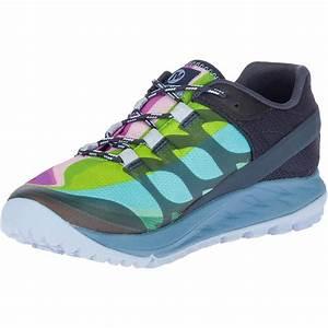 Rainbow Sandals Size Chart Merrell Antora Rainbow Shoes Buy Online Womens