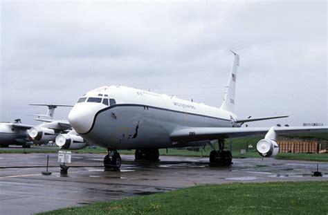 C-135: USAF EC-135H 10286 RAF Mildenhall   Seen in the ...