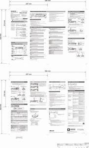 Bm875a Model Manual Model Manual