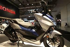 Honda Forza 125 Promotion : live eicma 2016 honda les nouveaut s scooters 2017 scooter dz ~ Melissatoandfro.com Idées de Décoration
