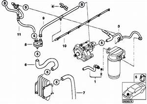 Original Parts For E39 530d M57 Touring    Fuel Preparation