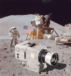NASA moon landing camera claimed to be used by Apollo ...