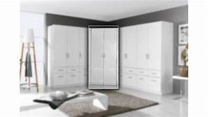 Eckschrank Hochglanz Weiß : eckschrank celle kleiderschrank in wei hochglanz 117 cm ~ Markanthonyermac.com Haus und Dekorationen