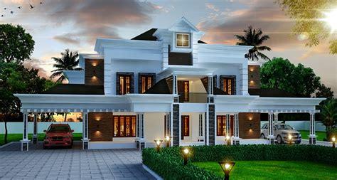 home design bedroom 4356 sq ft floor contemporary home design veeduonline