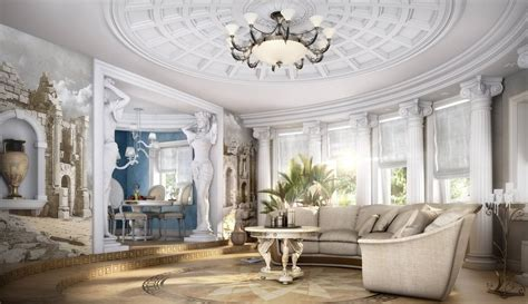 Romanesque Style Interior Design Ideas