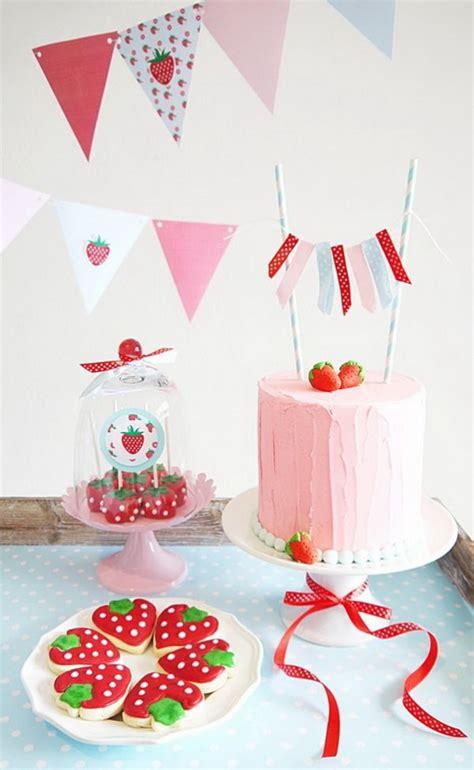 cute cool summer baby shower decoration ideas