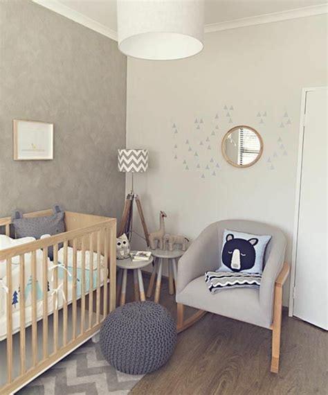 deco chambre bebe gris la peinture chambre bébé 70 idées sympas
