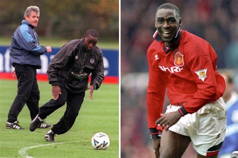 Man Utd legend Andy Cole reveals explosive row with Kevin ...
