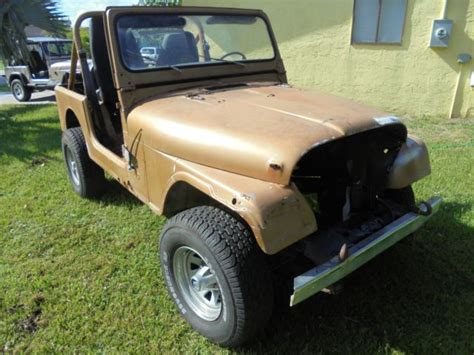 1982 jeep jamboree 1982 jeep cj7 jamboree edition 290 rare classic jeep cj