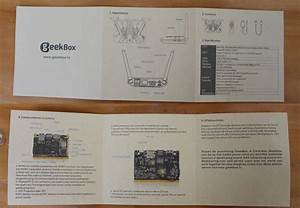 Geekbox Tv Box Unboxing And Development Kit Assembly Guide