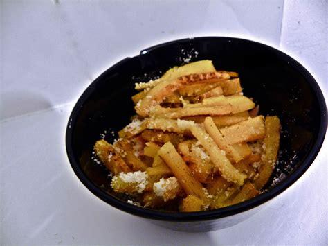 cuisiner une courge butternut frites de courge butternut au four