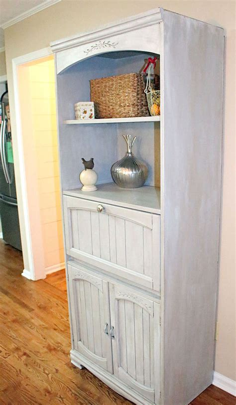 hometalk thrifted pantry chalk paint upgrade