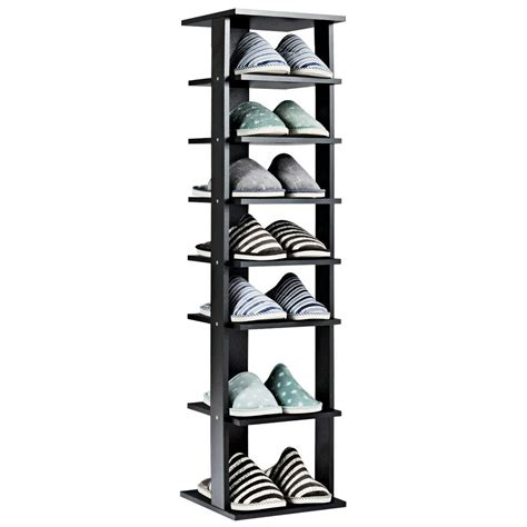 best a narrow shoe rack