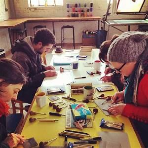 First workshop at Hello Print Studio